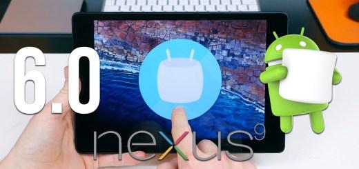 Update Google Nexus 9 WiFi 6.0