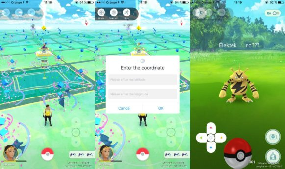 Pokemon go tutuapp hack