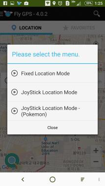 FLY GPS App