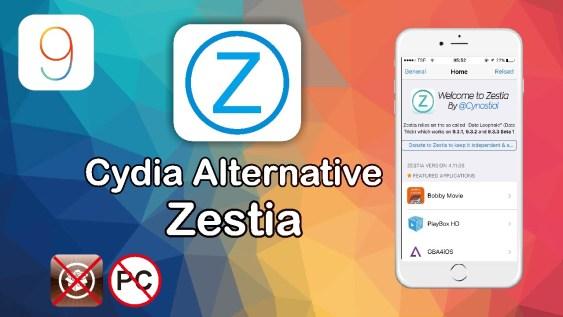 Zestia cydia alternative