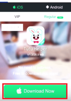 tutuapp vip iOS without jailbreak