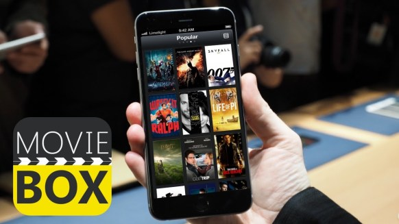 download moviebox for iOS 10