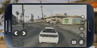 GTA 5 Mobile Apk