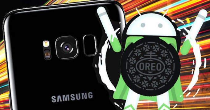 android 8.0 Oreo Rom for Galaxy S6
