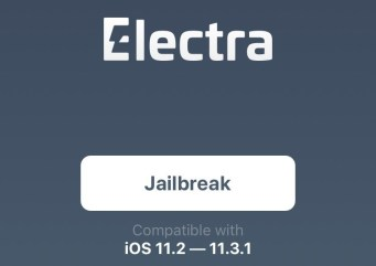 Electra Jailbreak for iOS 11.3.1 ipa