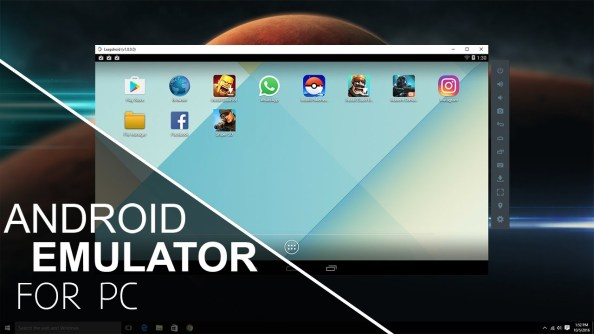 light weight android emulator for pc