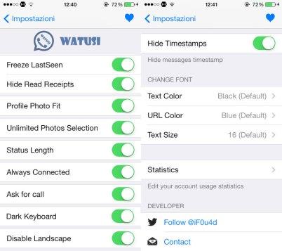 whatsapp watusi ios ipa