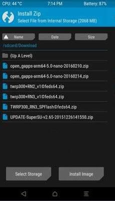 Root Xiaomi Redmi 3S (2)