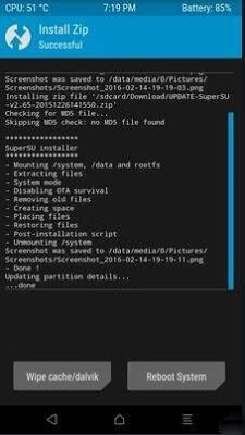 Root Xiaomi Redmi 3S (32)