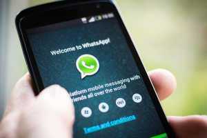 Send Blank Empty Message in whatsapp