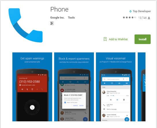 Block Unwanted Spam Calls Texts Android Nougat