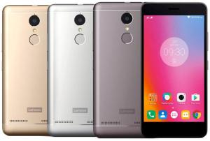 Lenovo K6 Power Pricing, Specifications, Availability