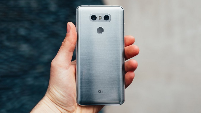 LG V30 camera app ported to rooted LG G6 models