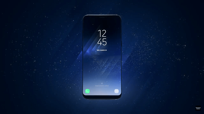 Here are all the Galaxy S8 and Galaxy S8+ official images and product videos