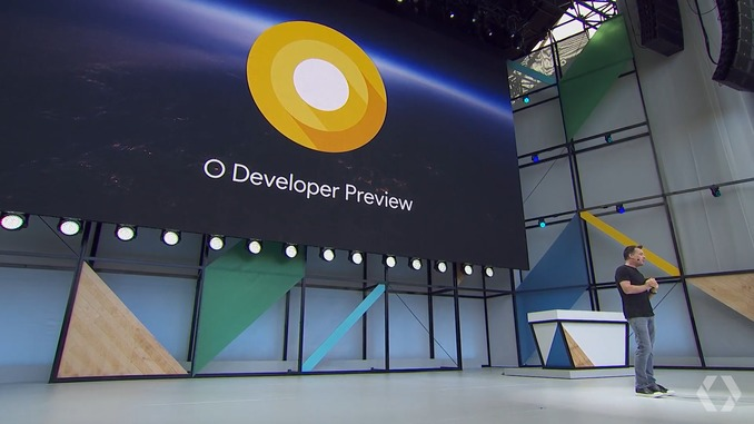 Google shows off some of the major new features in Android O