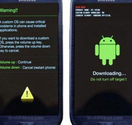 Samsung Download-Modus