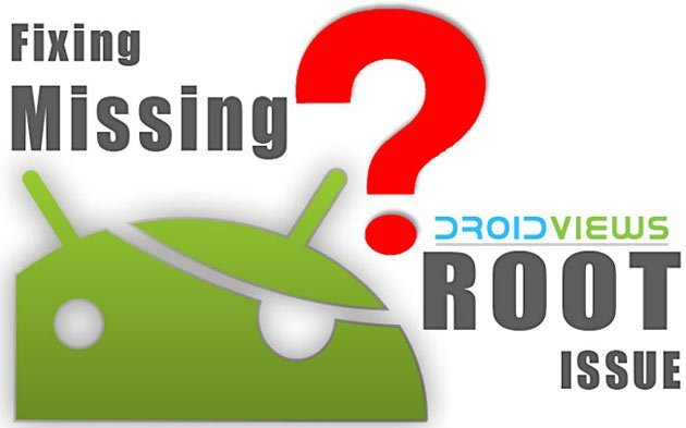 Problem mit verlorenem Root-Zugriff behoben