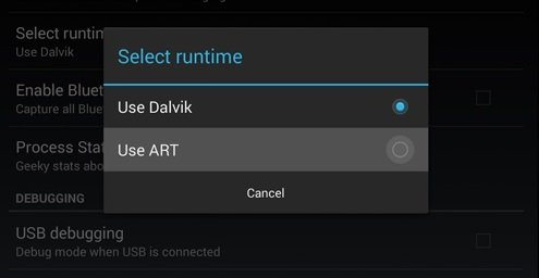 Select-Runtime