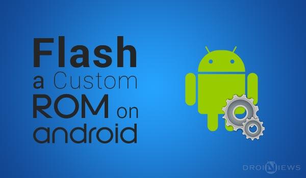 Installieren Sie ROMs auf Android