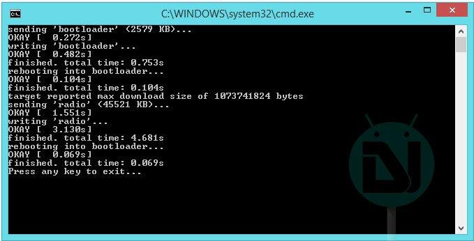 Flash-Firmware-Nexus