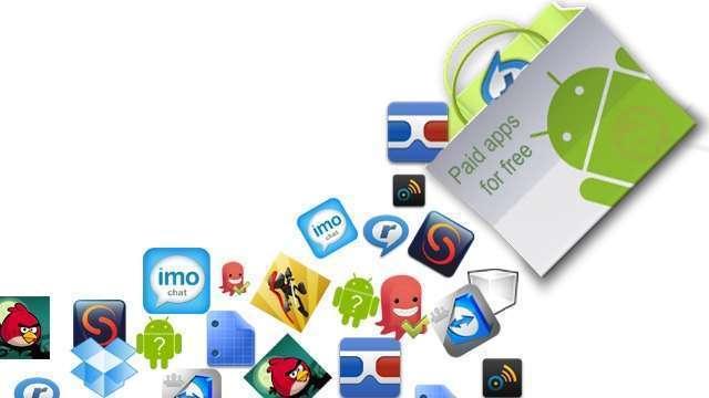 Holen Sie sich kostenpflichtige Android Apps kostenlos