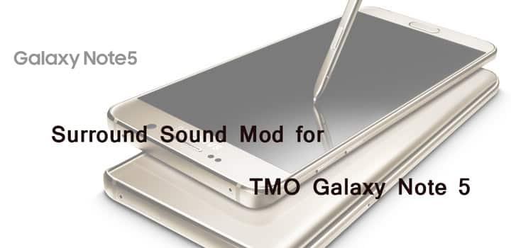 TMO Galaxy Note 5