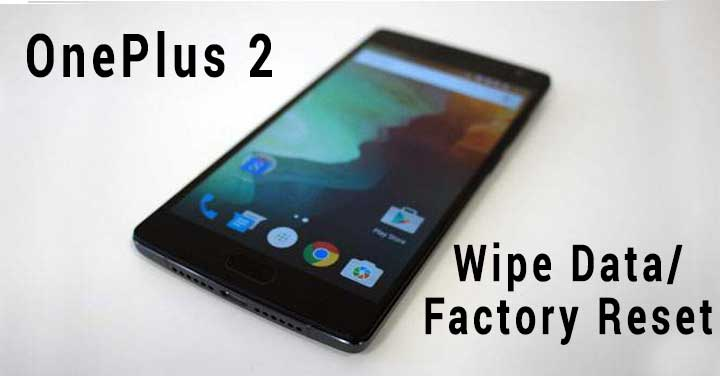 Werksreset OnePlus 2