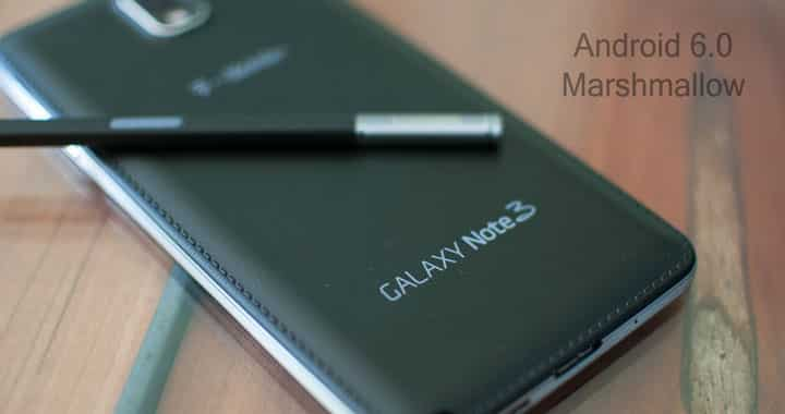 CM 13 auf dem Galaxy Note 3