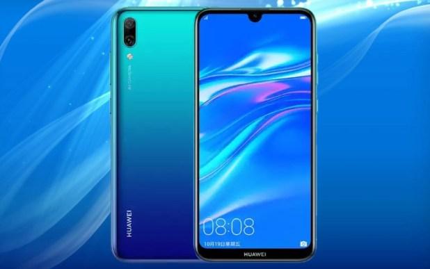 Huawei Enjoy 9S poster