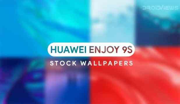Download Huawei Enjoy 9S Stock Wallpapers