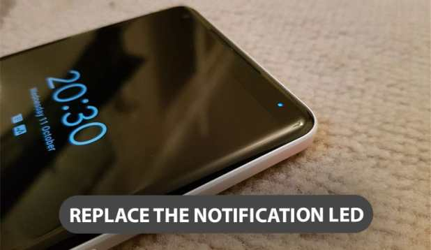 Plus Beat & Pixel Pulse Provide An Alternative To The Notification LED
