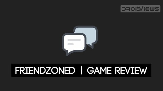 Friendzone game review