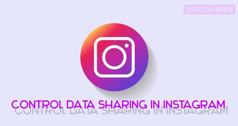 Steuerung der gemeinsamen Nutzung von Instagram-Daten