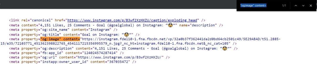 URL suchen