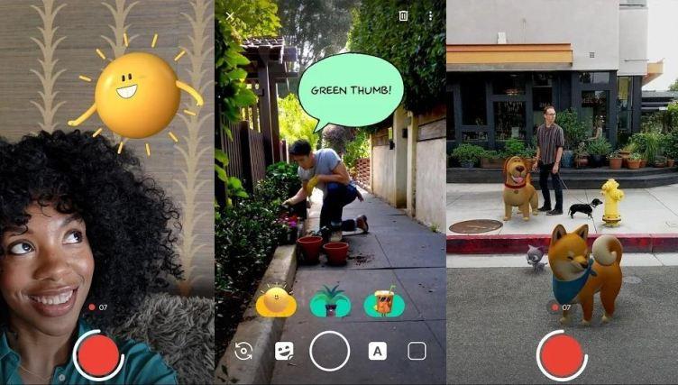 Playground ar android app
