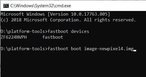 Bootloop Fastboot reparieren