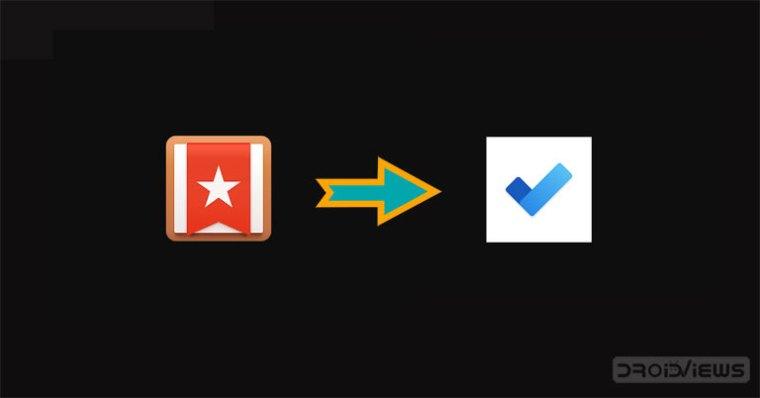 Microsoft Wunderliste zu tun