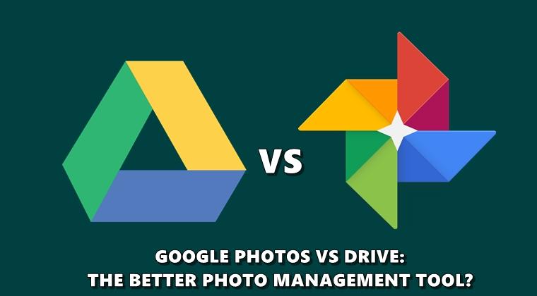 Google Fotos fahren