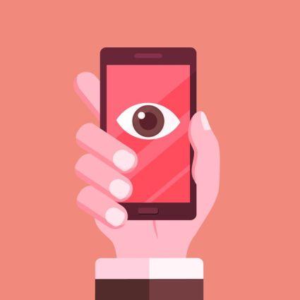 Ausspionieren von Smartphones
