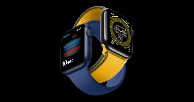 Apple-Uhr