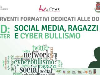"Seminario ""Social media, ragazzi e cyber bullismo"""