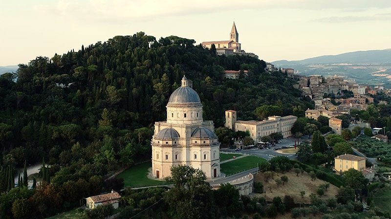 IL TEMPIO | Presentazione del cantiere della Consolazione a Todi (PG)