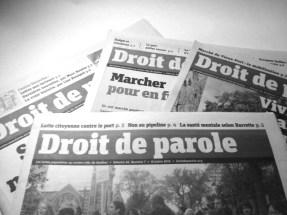 JOURNAUX-DROIT-DE-PAROLE