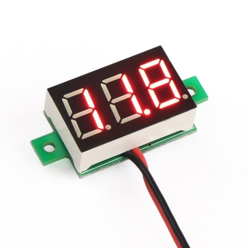 small resolution of 090559 dc voltmeter