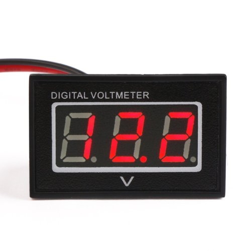 small resolution of 100017 dc voltmeter