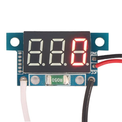 small resolution of 100239 dc ammeter