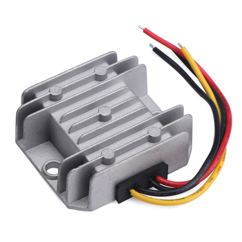 Dc 12v 24v To 5v 5a Buck Converter Voltage Regulator Step Down Power