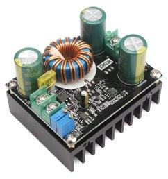 600w constant current 12 60v to 12 80v dc step up electrical converter regulator [ 1500 x 1500 Pixel ]