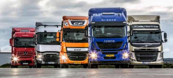 Reclamar Cartel Camiones