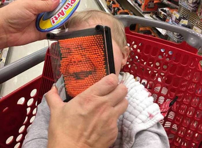17 Funny Pictures of People That Know How to be a Good Father -13